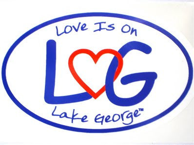 Lake George Decal