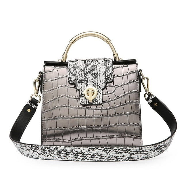 Elisabeth Alligator Handbags