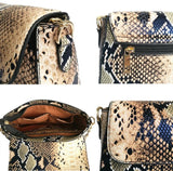 June Serpentine Handbags