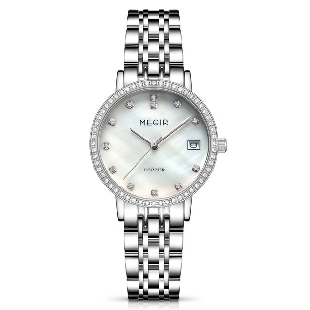 Samantha Watch Stainless Steel 30mm