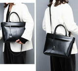 Whitley Solid Casual Tote