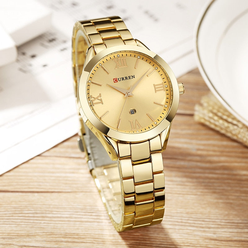 Kyra Watch Stainless Steel 30mm