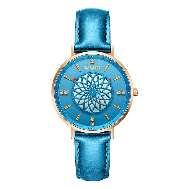 Elsie Watch Leather 36mm