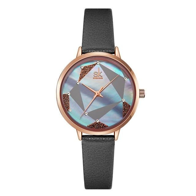 Brittany Watch Leather 30mm