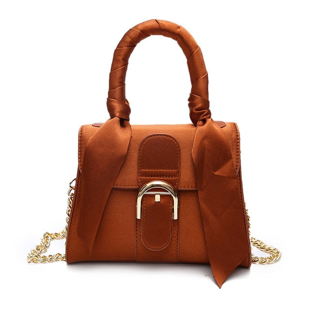 Anahi Solid Handbags