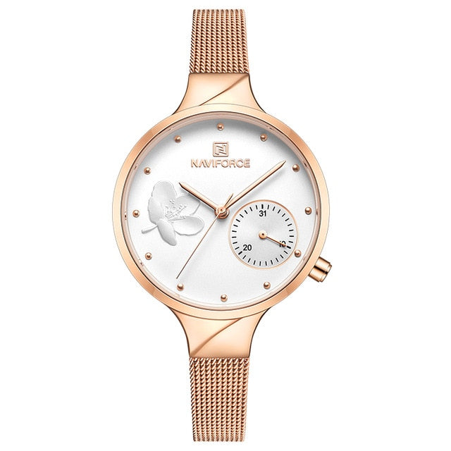 Audrey Watch Stainless Steel 32mm