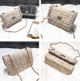 Sylvie Solid Handbags