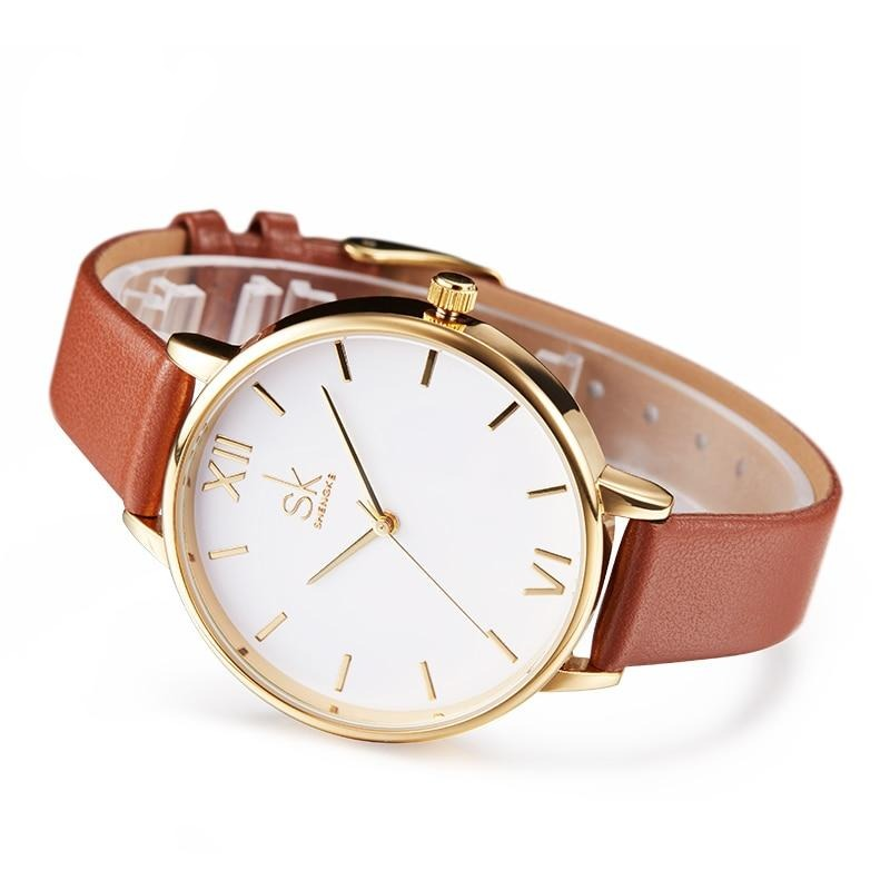 Yaretzi Watch Leather 38mm