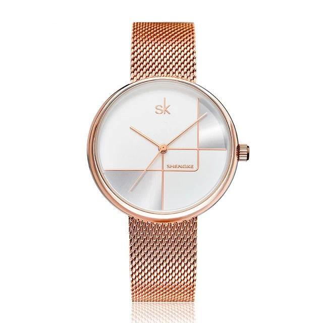 Isabelle Watch Stainless Steel 34mm