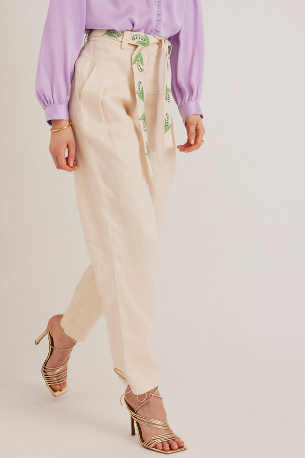 Julianne Dress, Navy Meadow