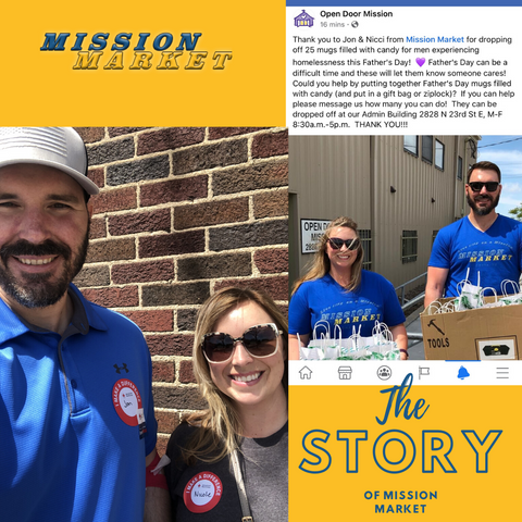 The Story of Mission Market