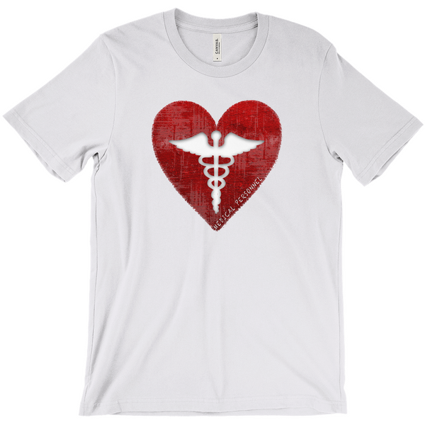 I Heart Emergency Medical Personnel Tee - Mission Market