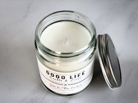 Lime in the Coconut Scented Candle