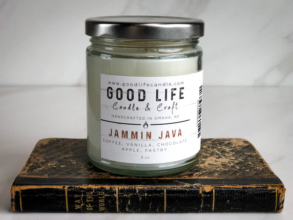 Jammin' Java Scented Candle