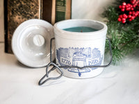 O' Christmas Tree 23 oz Custom Container - Freedom Crock