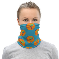 Palm Tree Sunsets | Neck Gaiter - Mission Market