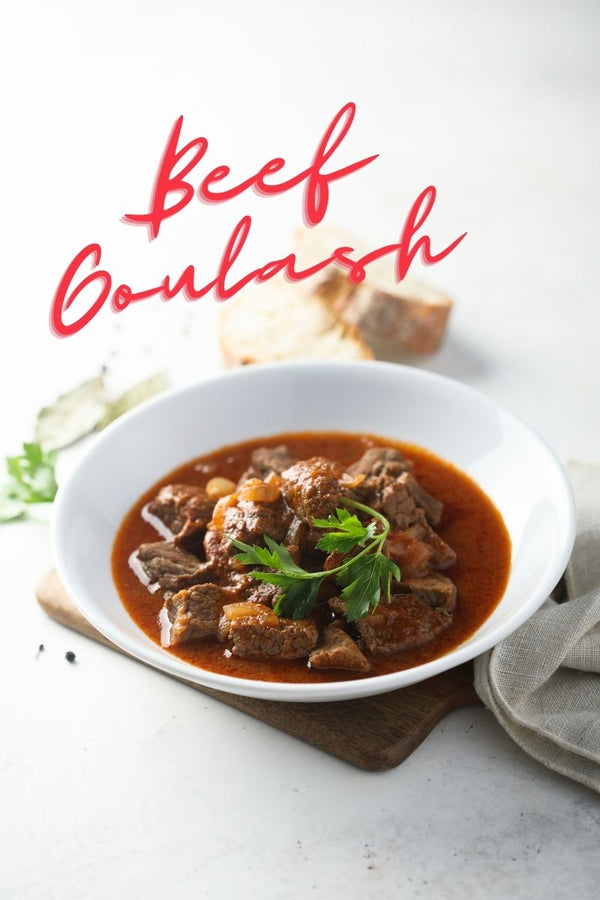 Recipe: Beef Goulash