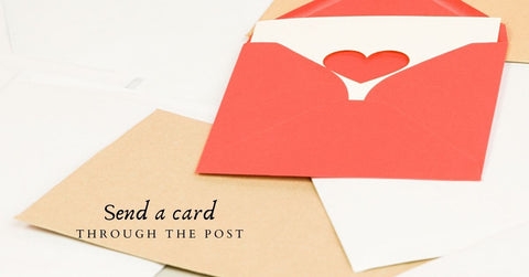 Make sure you have a card organised before the day