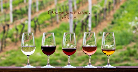 Know your plonk from your Pinot!