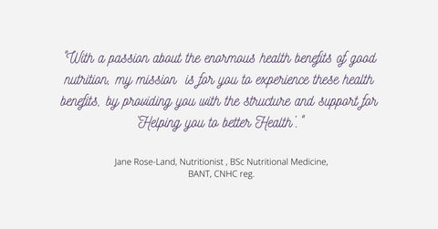 Jane Rose-Land share her mission: to help patients achieve good health and well-being