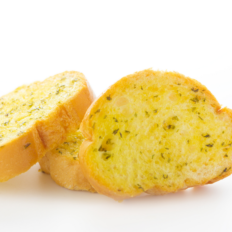 Christmas Eve Family Feast - Garlic Bread