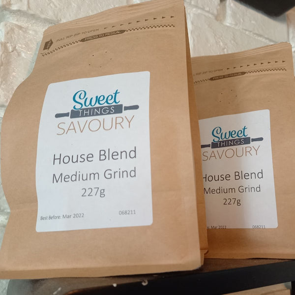 House Blend Coffee 227g