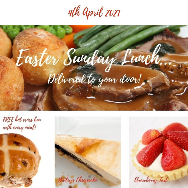Easter Sunday Main Course (Adult)