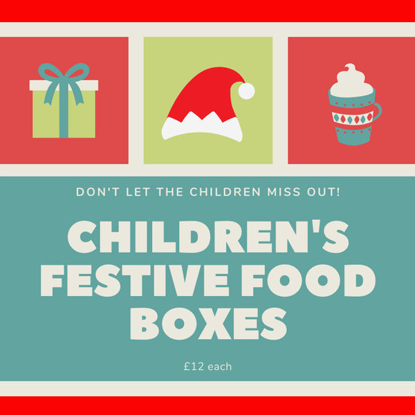 Festive Food Box for Children