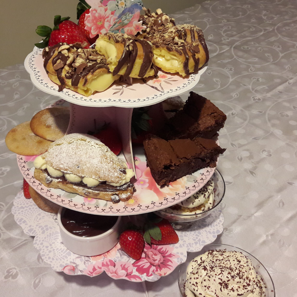 Chocolate Lovers Afternoon Tea for Two