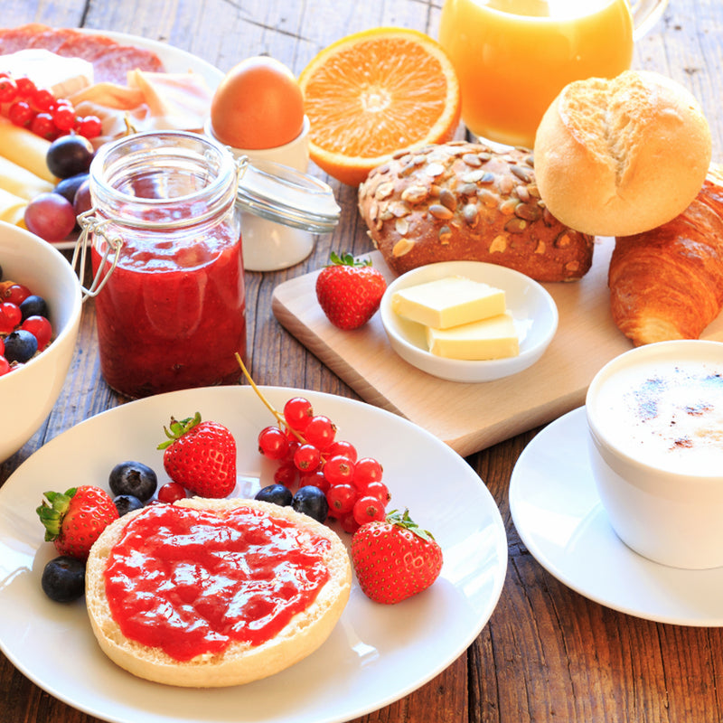Full Continental Breakfast - Gluten Free
