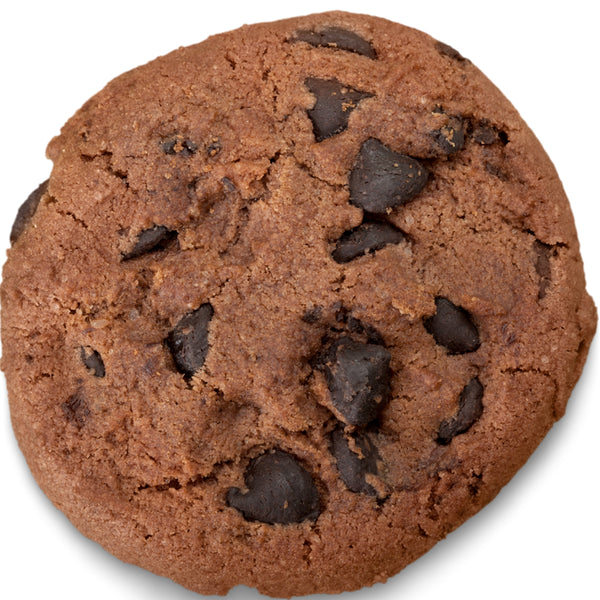 Giant Double Choc Chip Cookie