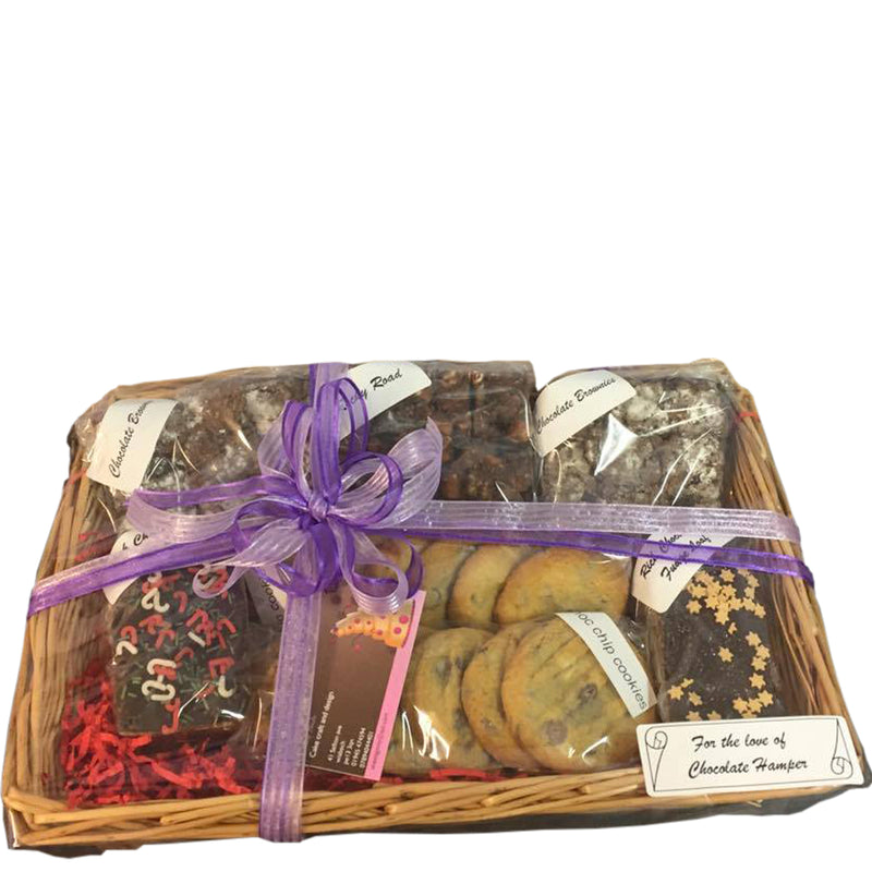 Handmade Luxury Hamper - 6 items