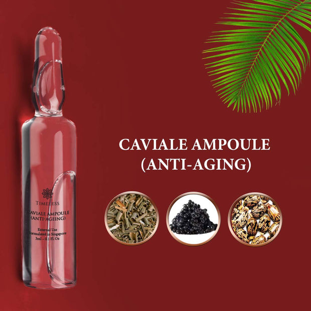 Caviale Ampoule (Anti-Aging) 5 x 3ml