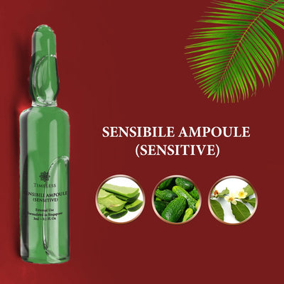 Sensibile Ampoule (Sensitive) 5 x 3ml