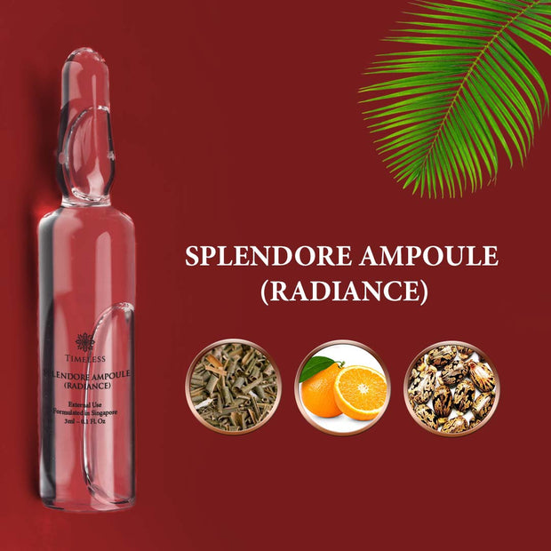 Splendore Ampoule (Radiance) 5 x 3ml