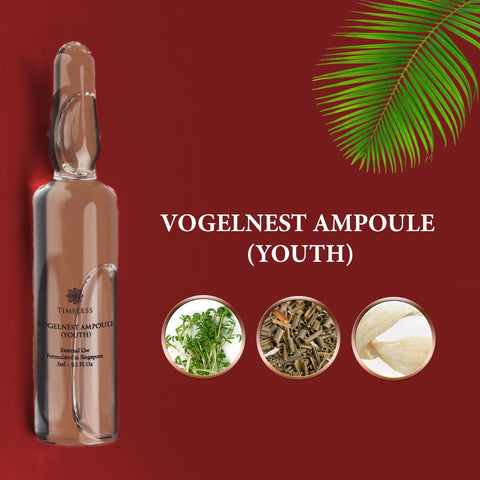 Vogelnest Ampoule (Youth) 5 x 3ml