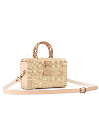 perfect summer basket bag