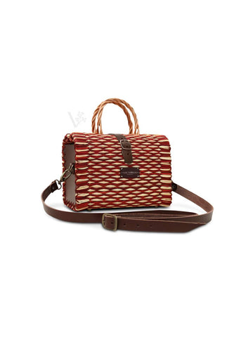 Shoulder Basket, Strong Brown
