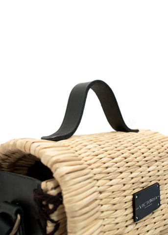 clutch basket bag