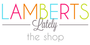 Lamberts Lately: The Shop