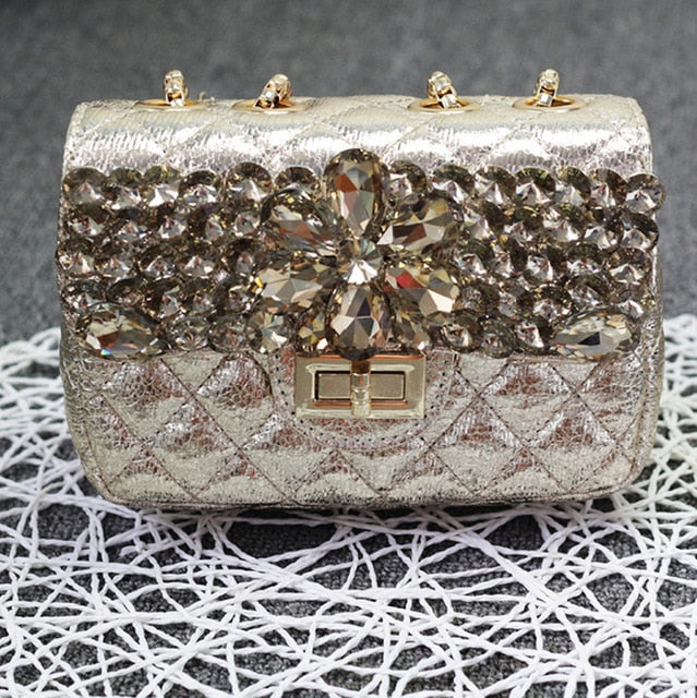 Women Small Chain Evening Bags - SDK Creations