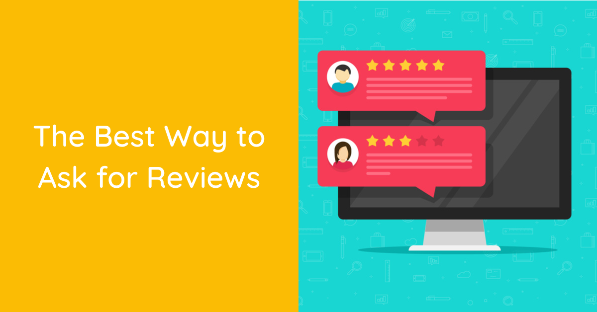 How to ask for a review