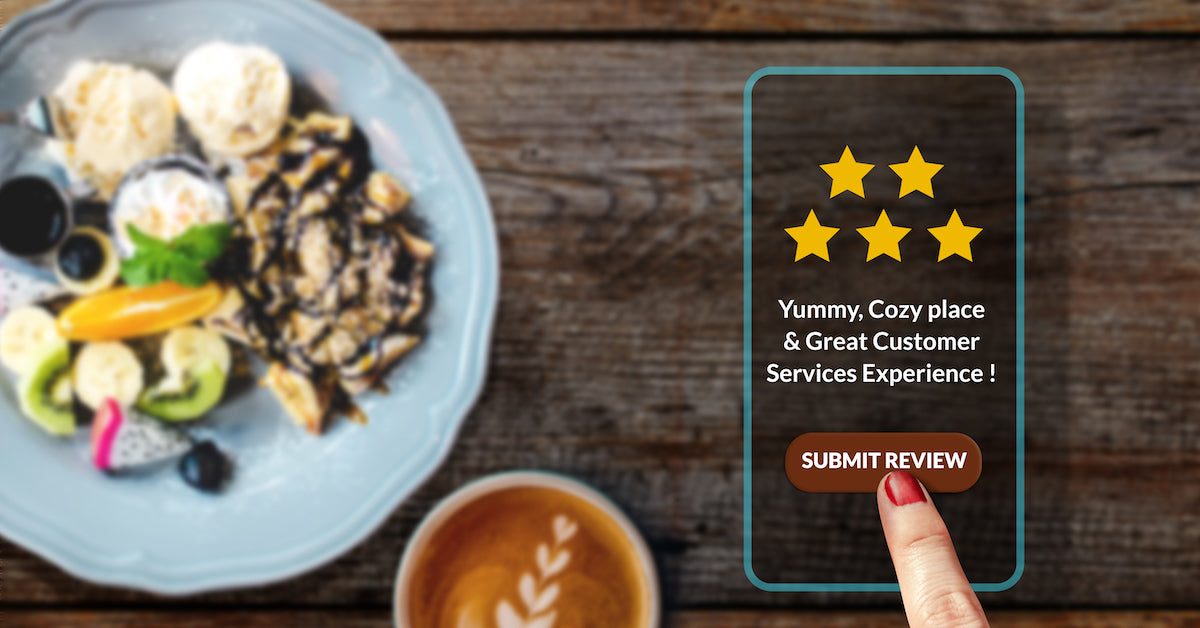 restaurant review monitoring