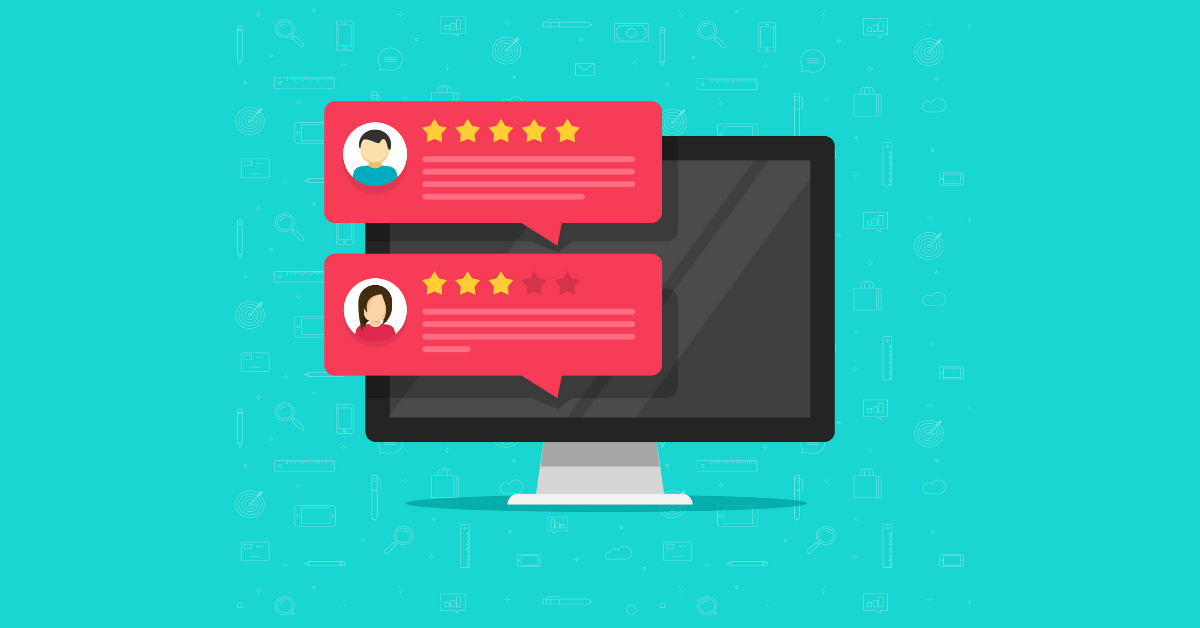 reviews and seo