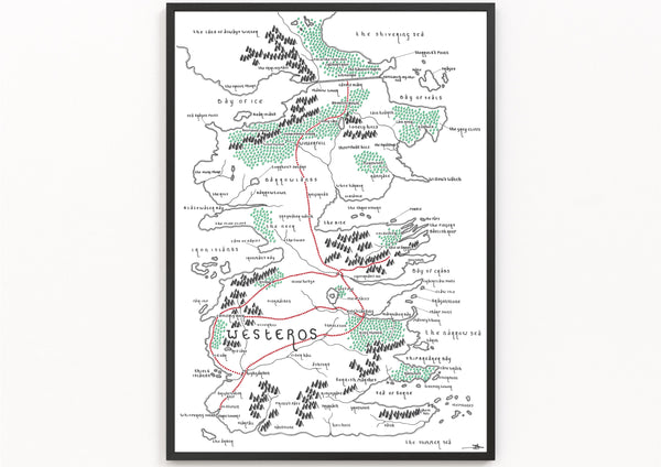 Westeros (A Game of Thrones)