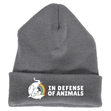 Load image into Gallery viewer, IDA Logo Knit Beanie