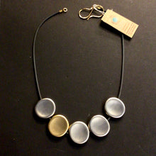 Load image into Gallery viewer, ZZAN NECKLACE ~GS