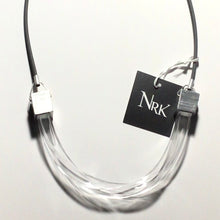 Load image into Gallery viewer, NRK  LU  TWIST NECKLACE