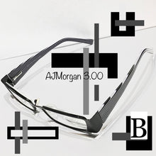Load image into Gallery viewer, EYEWEAR AJMorgan READERS 3.00