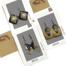 Load image into Gallery viewer, Q3 Art French Wire Earring